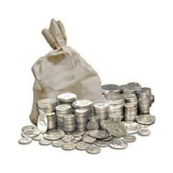 90% Silver Quarters ($200 Face Value)
