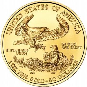 2014 1 oz American Gold Eagle (BU)