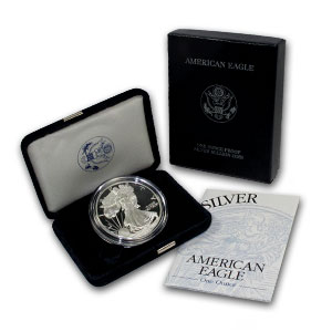 Proof 2012 American Silver Eagle