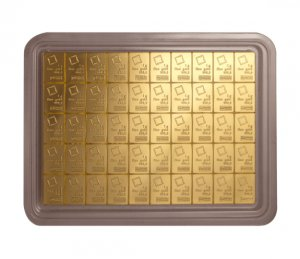 50 Gram Gold Valcambi CombiBars