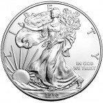 1990 American Silver Eagle (BU)