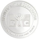 1 oz RMC Silver Round (New)